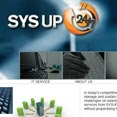 Sys Up website